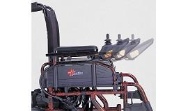 Merits Heavy Duty Folding Power Wheelchair
