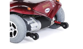 Merits Mini 4-Wheeled Electric Scooter