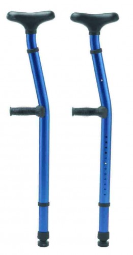 Heavy Duty Underarm crutch
