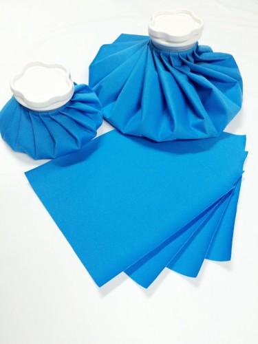 Coated Fabric of Polyester knit / TPU (Polyether type) For ice pack