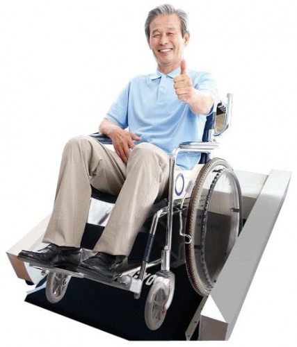 Wheelchair Energy Pad - Vibration Therapy
