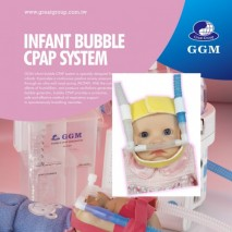 GGM Bubble Cpap NP series Nasal Prong