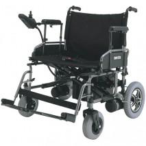 Merits Bariatric Heavy Duty Folding Power Wheelchair