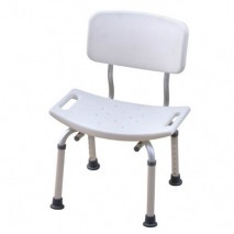 Bath chair for back a minor