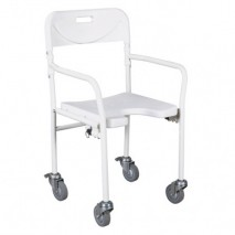 Flowa Shower Chair With Back