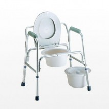 Knock-down Commode