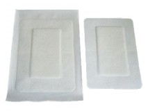Spun-laced Wound Dressing Plaster