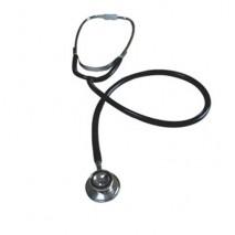 Pediatric dual-head stethoscope