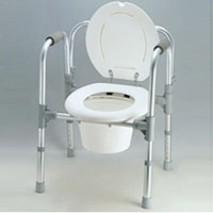 Commode With Back