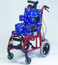 CP wheelchair (Corrextion And Positioning Wheelchair)