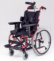 CP wheelchair (Correction And Positioning Wheelchair)