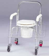 Commode With Caster