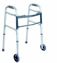 Aluminum walker