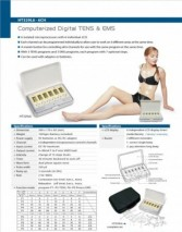 Computerized Digital TENS & EMS