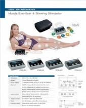 LCD Digital Multi Channels TENS/EMS