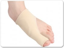 Gel Bunion Adjuster Sleeves with Toe Spreader