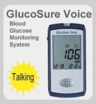 GlucoSure Voice