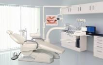 Dental chair units
