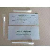 CY-A90002-3T Alcohol Antiseptic Cotton Swabstick